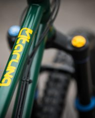 Starling Cycles Swoop detail 1