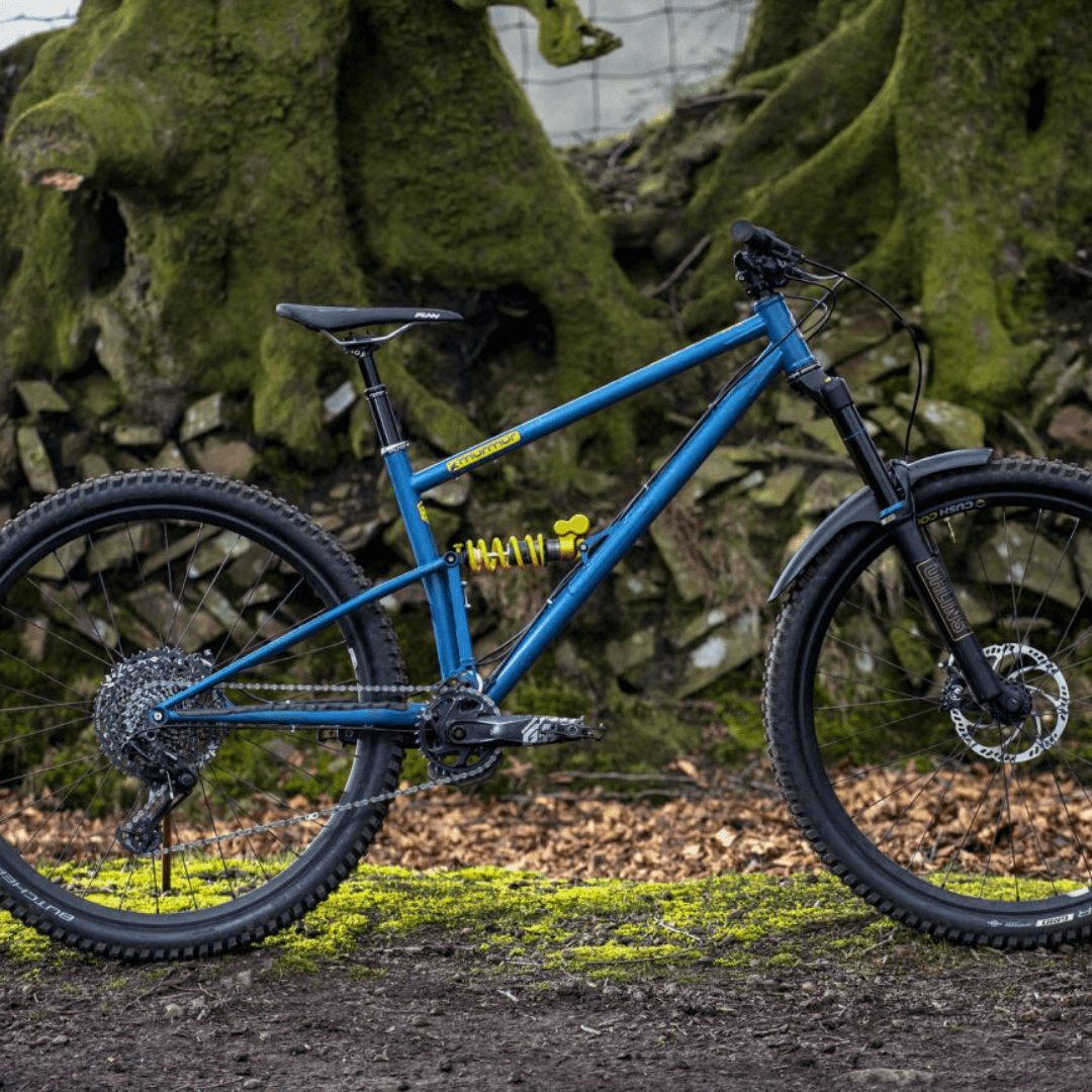 Starling Cycles Slate Blue