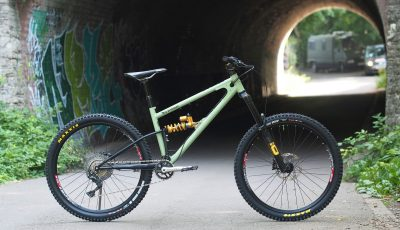 Starling Cycles Swoop Landrover Green