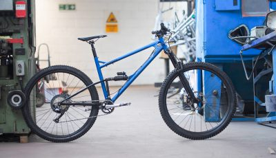 Blue Starling Cycles Murmur Trail